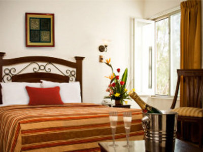 Hotel San Agustin Posada del Monasterio Wohnbeispiel
