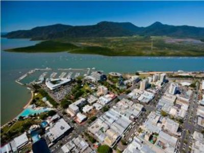Rydges Plaza Cairns Landschaft