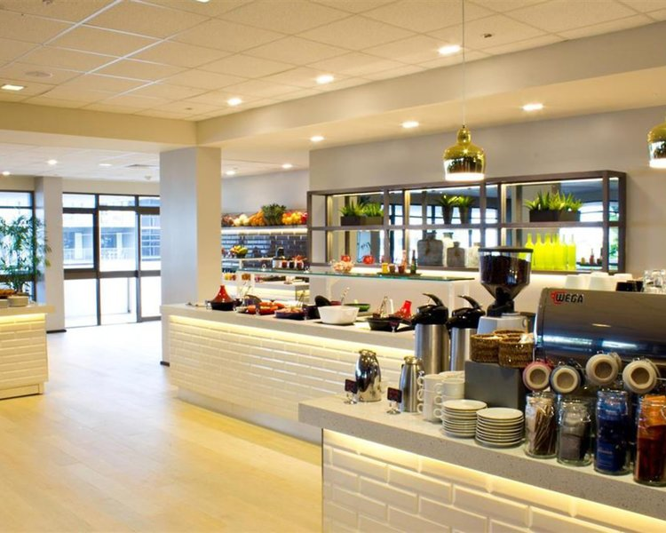 Rydges Plaza Cairns Restaurant
