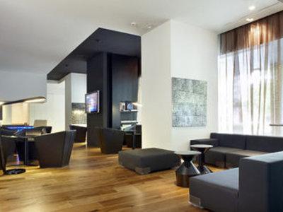 AC Ciudad de Pamplona Lounge/Empfang
