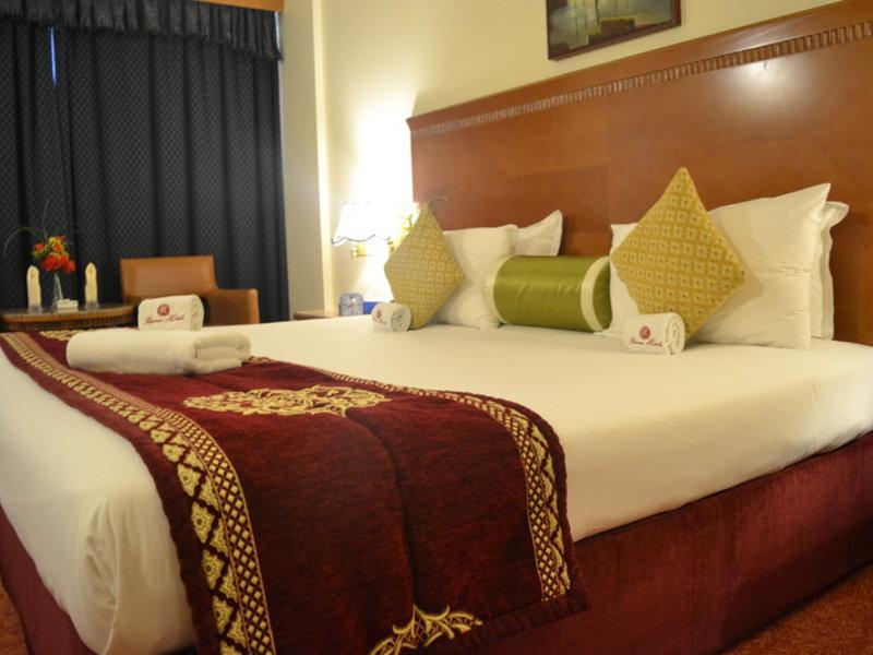 Ramee Guestline Hotel Wohnbeispiel
