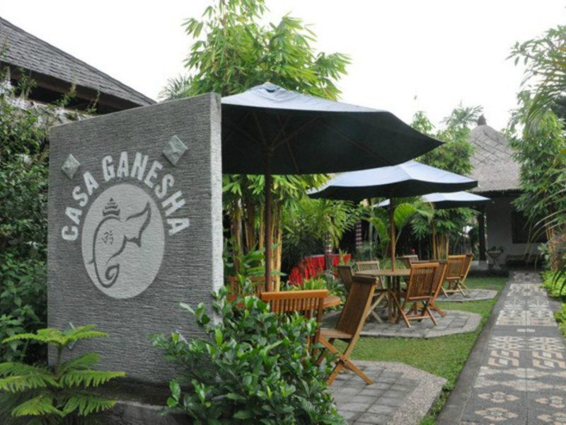 Casa Ganesha Hotel Garten