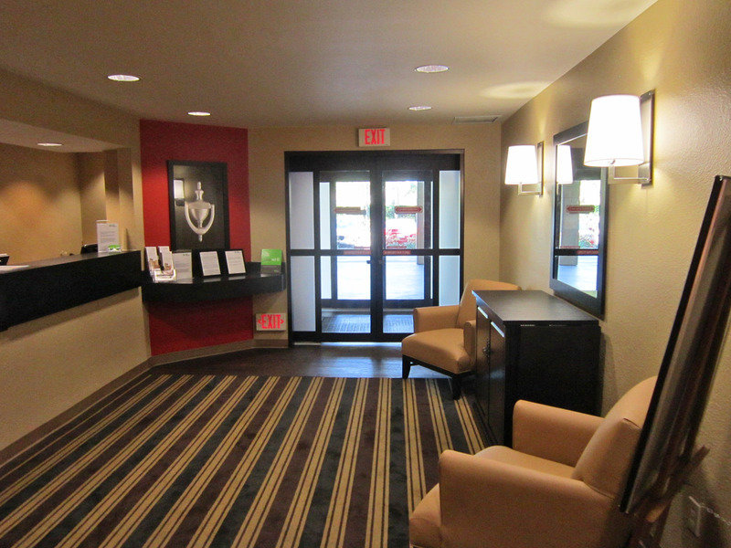 Extended Stay America - Convention Center - Cruiseport Lounge/Empfang