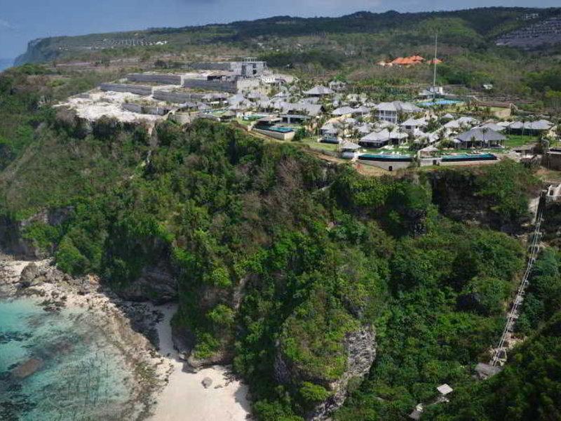 The Ungasan Clifftop Resort Außenaufnahme