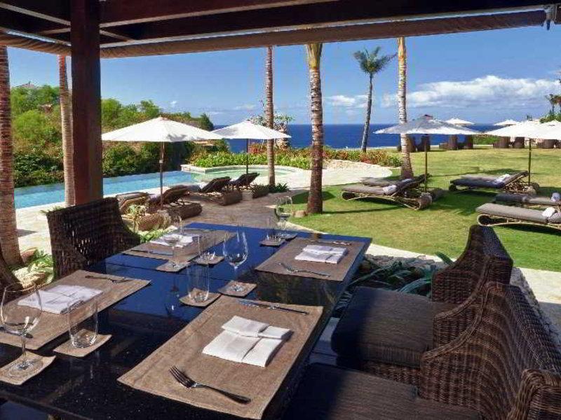 The Ungasan Clifftop Resort Restaurant