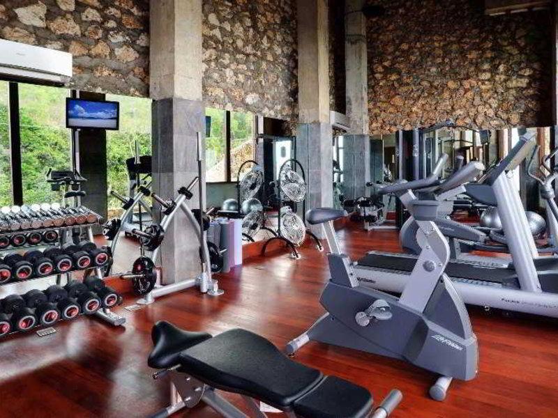 The Ungasan Clifftop Resort Sport und Freizeit