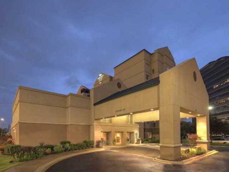 Homewood Suites Dallas - Market Center Außenaufnahme