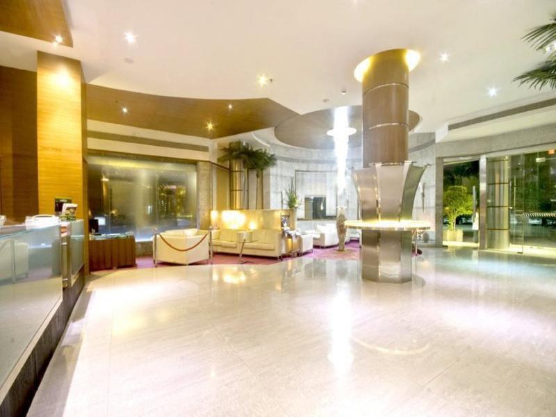The Peninsula Grand Lounge/Empfang