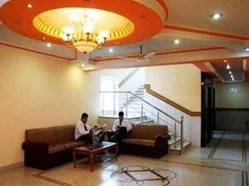 Lohmod Hotel Lounge/Empfang
