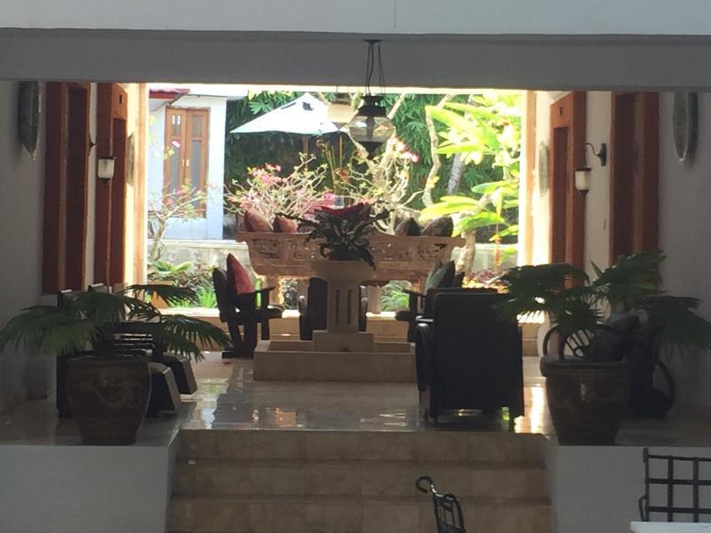 Abian Biu Mansion Lounge/Empfang