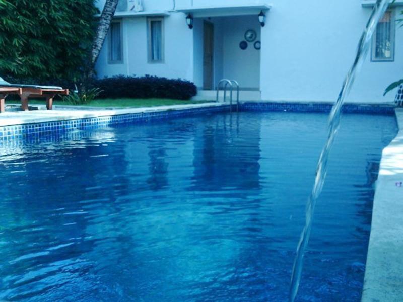 Abian Biu Mansion Pool