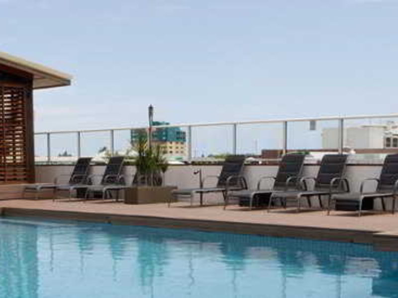 Rydges Plaza Cairns Pool