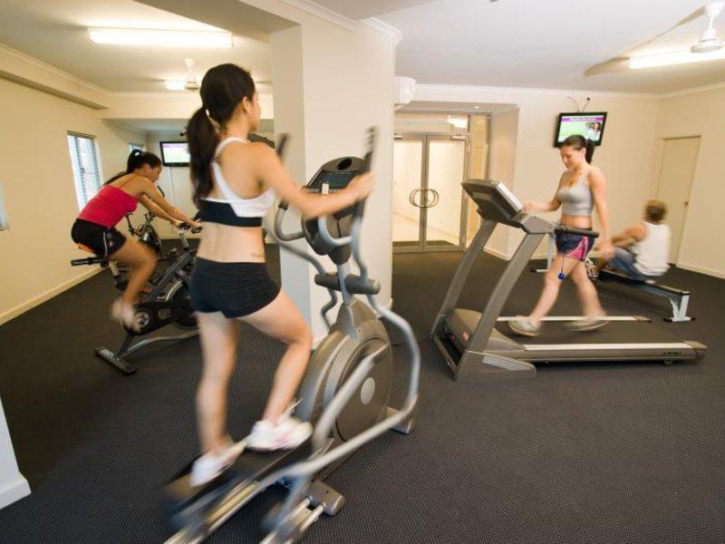 Argus Apartments Darwin Sport und Freizeit
