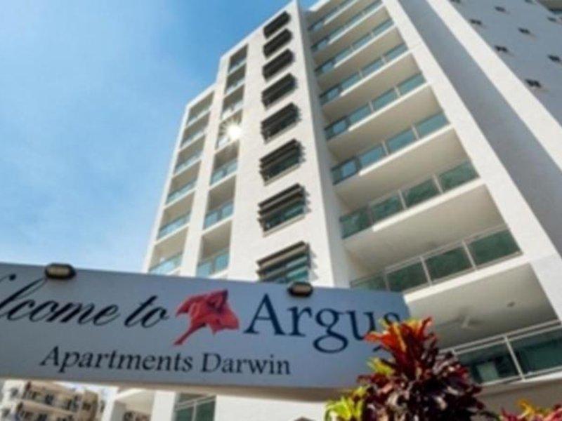 Argus Apartments Darwin Außenaufnahme