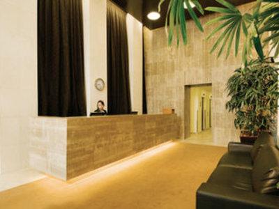 Oaks Horizons Lounge/Empfang