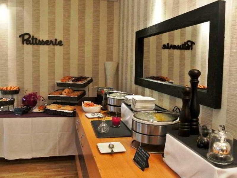 Appart´City Confort Geneve Aeroport Restaurant