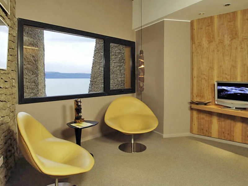 Design Suites Calafate Außenaufnahme