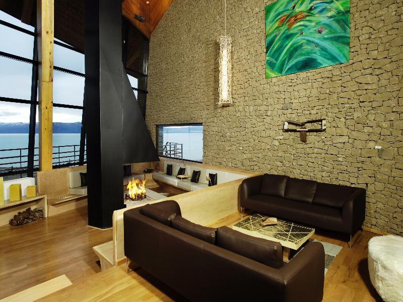 Design Suites Calafate Lounge/Empfang