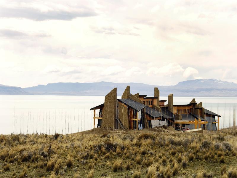 Design Suites Calafate Landschaft