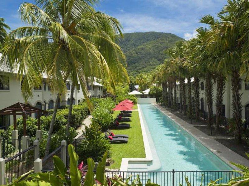 Mango Lagoon Resort & Wellness Spa Pool