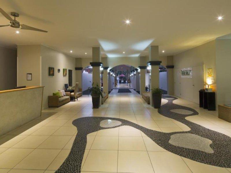 Mango Lagoon Resort & Wellness Spa Lounge/Empfang