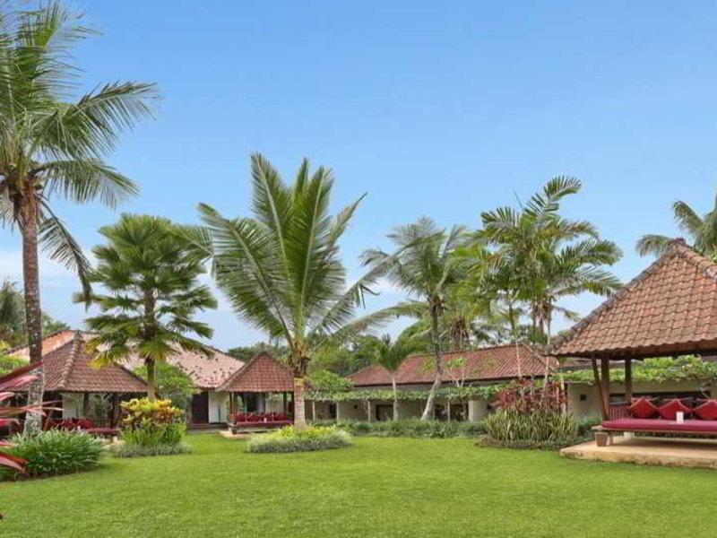 Y Resort Ubud Außenaufnahme