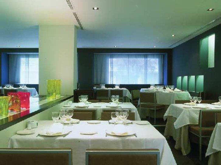 AC Ciudad de Pamplona Restaurant