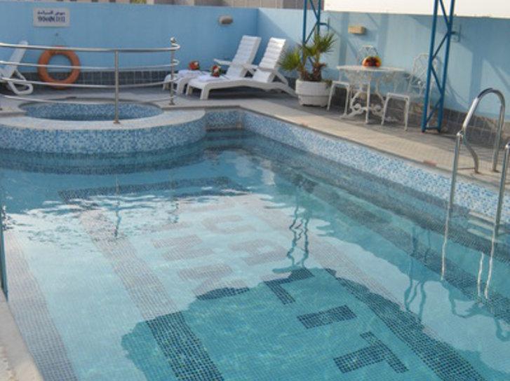 Ramee Guestline Hotel Pool