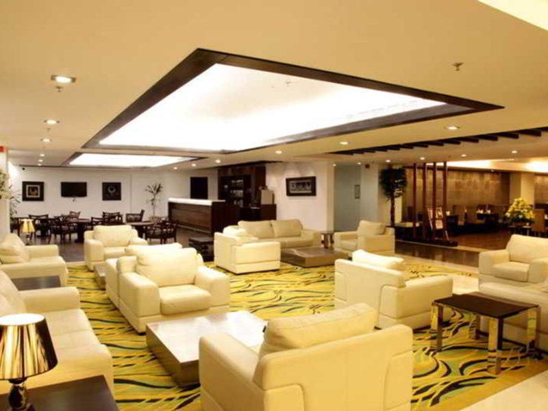 Mapple Emerald Lounge/Empfang