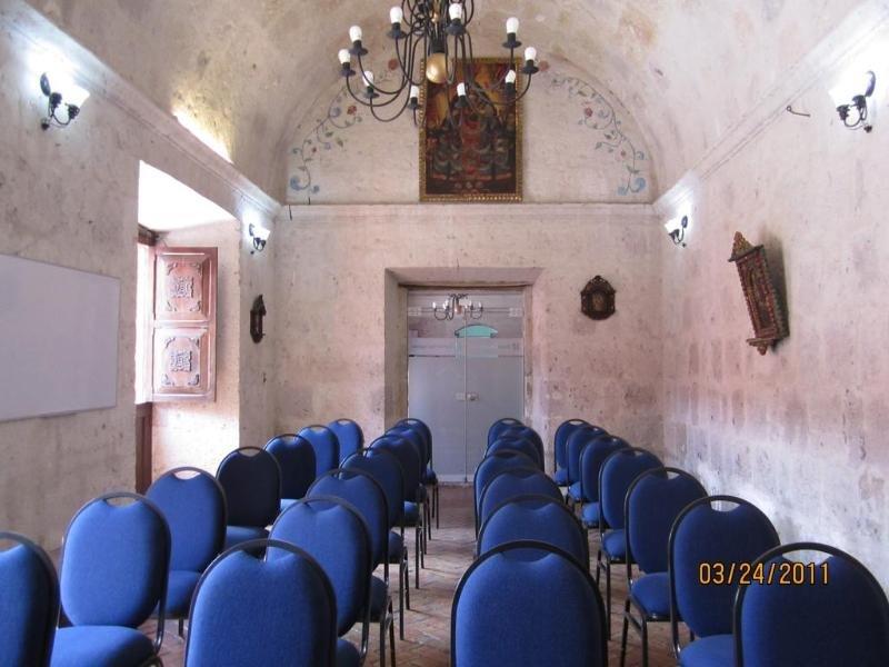 Hotel San Agustin Posada del Monasterio Konferenzraum