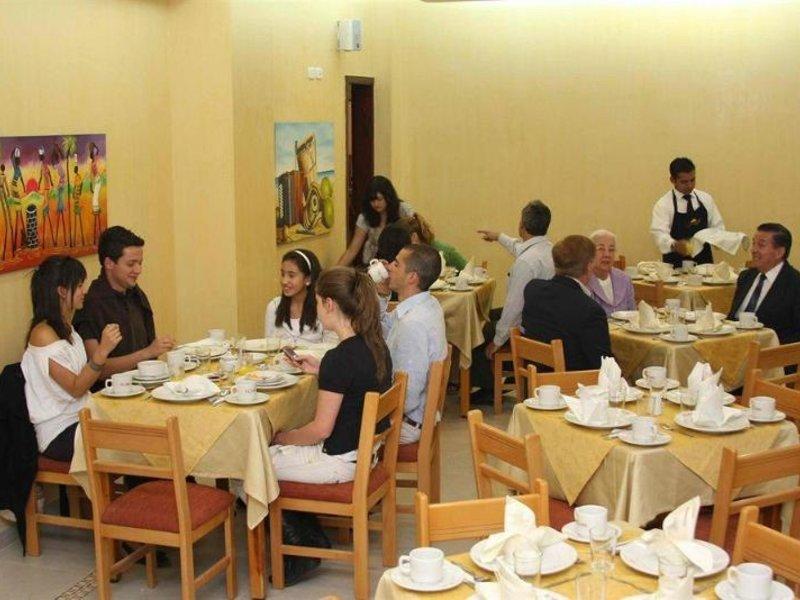 Hotel el Campin Restaurant