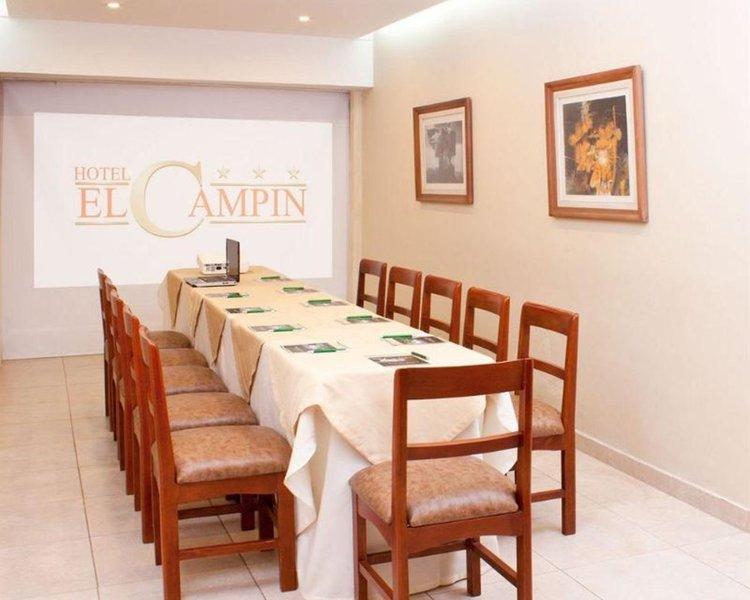 Hotel el Campin Konferenzraum
