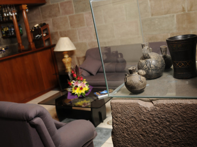 Del Prado Inn Lounge/Empfang