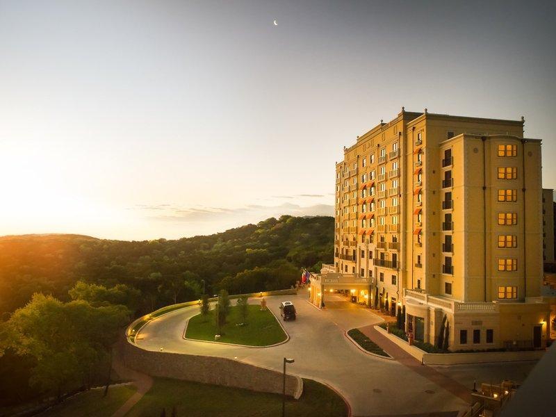 Hotel Granduca Austin Außenaufnahme