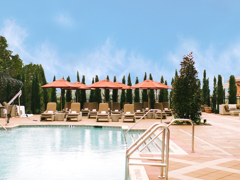 Hotel Granduca Austin Pool