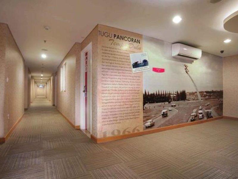 Favehotel PGC Cililitan Lounge/Empfang