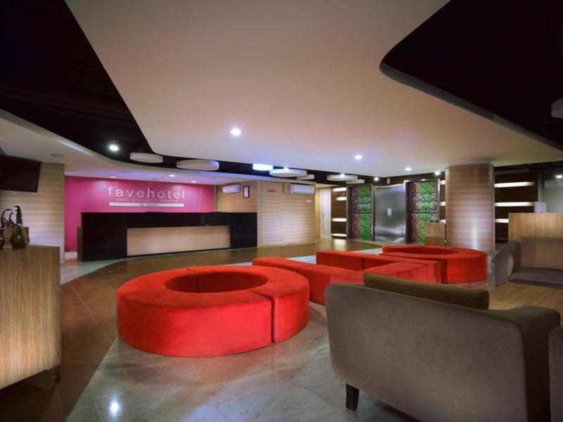 Favehotel PGC Cililitan Bar