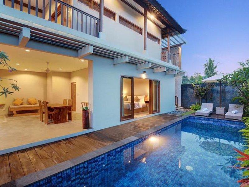 Sativa Villas Ubud Pool