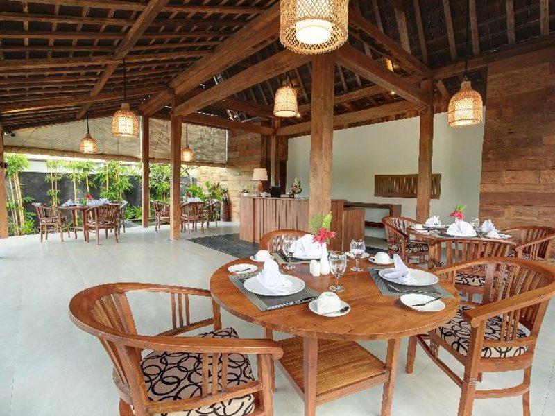 Sativa Villas Ubud Restaurant