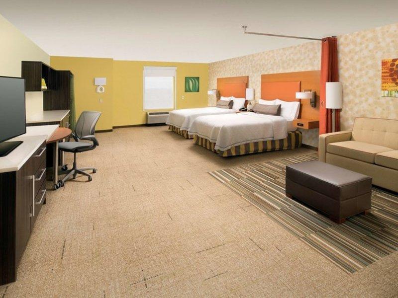 Home2 Suites by Hilton Denver International Airport Modellaufnahme