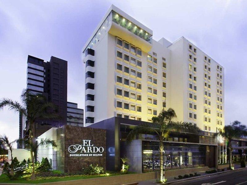 El Pardo DoubleTree by Hilton Hotel Außenaufnahme