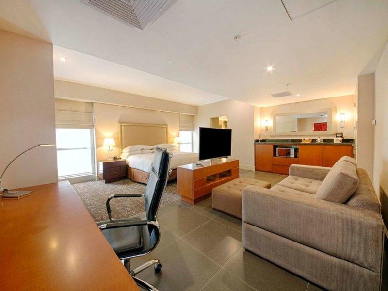 El Pardo DoubleTree by Hilton Hotel Lounge/Empfang