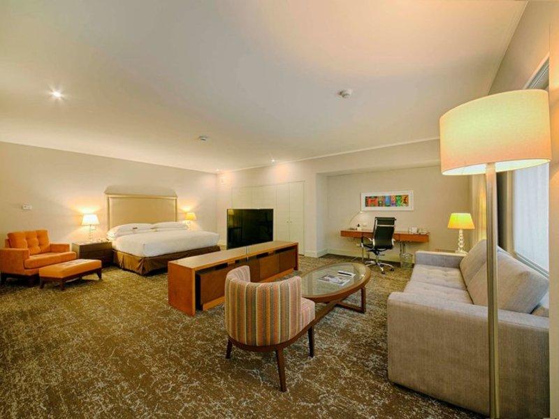 El Pardo DoubleTree by Hilton Hotel Wohnbeispiel