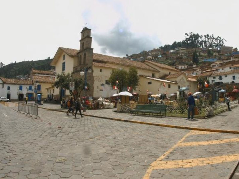 Qori Kintu San Blas Außenaufnahme