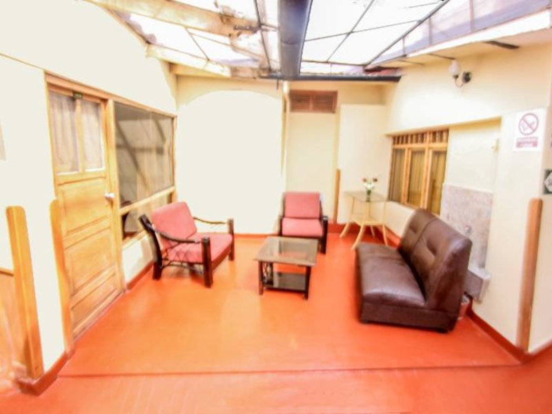 Qori Kintu San Blas Lounge/Empfang