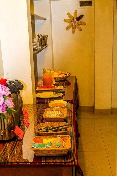 Qori Kintu San Blas Restaurant