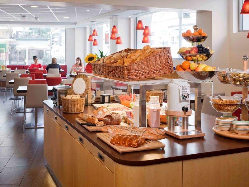 ibis Lausanne Centre Restaurant