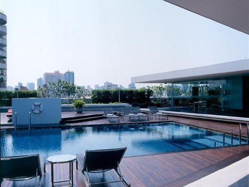 Oakwood Residence Sukhumvit Thonglor Bangkok Pool