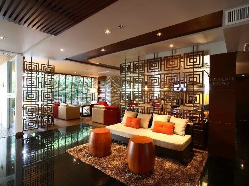 Oakwood Residence Sukhumvit Thonglor Bangkok Bar