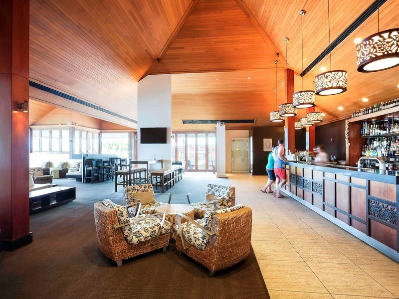 Novotel Twin Waters Lounge/Empfang